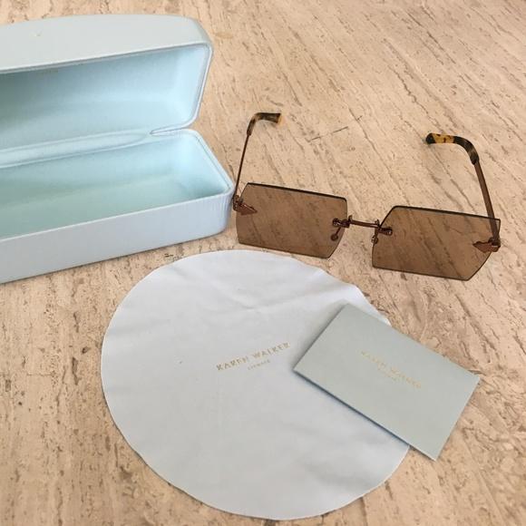 a367bd4fd65 Karen Walker Accessories - Karen Walker - The Bird sunglasses